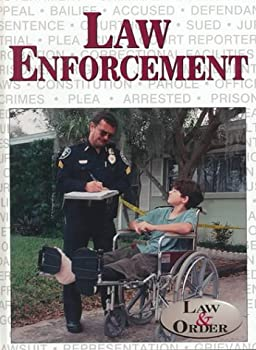 Library Binding Law Enforcement (Law and Order) Book