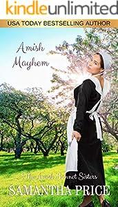 The Amish Bonnet Sisters 12巻 表紙画像