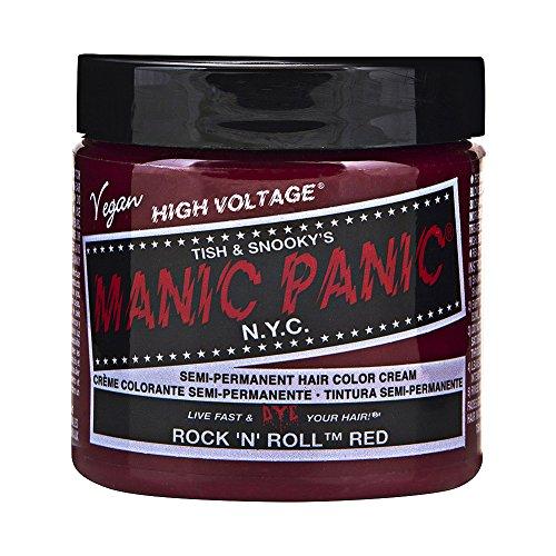 Manic Panic - Rock N Roll Red Hair Dye by N'iceshop