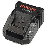 Bosch Professional Cargador rápido para batería Li-ion AL 1820 CV de 14,4-18 V