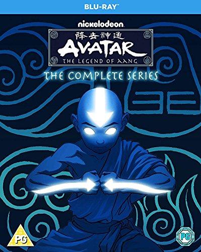 Avatar - Last Airbender: Complete Series [Blu-ray]