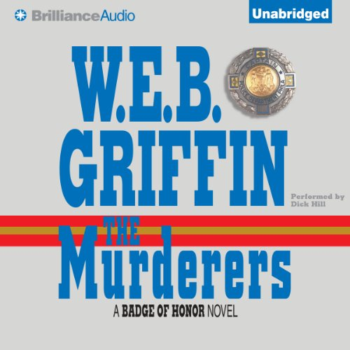 The Murderers audiobook cover art