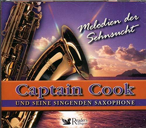 Melodien der Sehnsucht - Captain Cook und seine singenden Saxophone. 3 CDs.