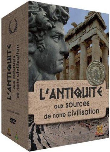 Coffret 10 DVD : L'Antiquité aux Sources de Notre Civilisation