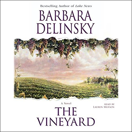 The Vineyard audiobook cover art