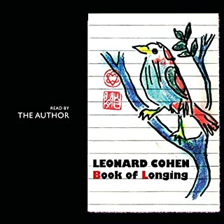 Book of Longing cover art