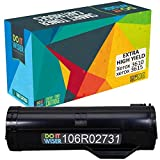 Cartuccia toner Do it wiser compatibile in sostituzione di Xerox Phaser 3610 3610DN 3610DNW 3615 3615DN 3615DNW - 106R02731 (Nero)