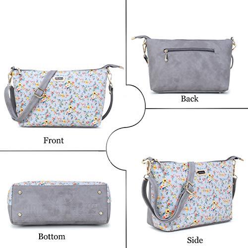 WOMEN MARKS WOMEN'S SLING BAG (GREY)