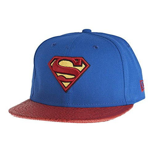 New Era 9Fifty Snapback KIDS Cap - SUPERMAN royal - Youth