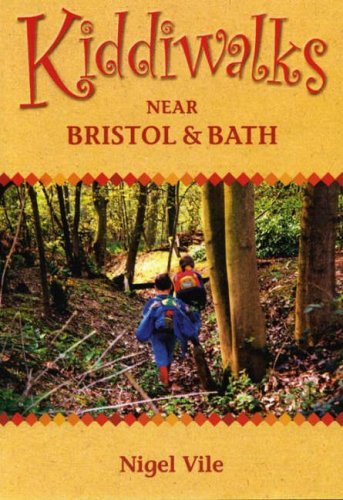 Kiddiwalks Around Bristol and Bath