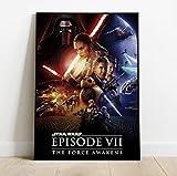 WYMADAL Puzzle De 1000 Piezas para Adultos Infantiles Star Wars Rise of Skywalker Película Last Jedi Art Marvel Imagen Rompecabezas De Madera,Educación Juguete,De Juegos Familiares Regalo A-2245-E