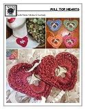 Pull Top Hearts - Crochet Pattern #141 (English Edition)