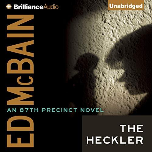 The Heckler Audiobook By Ed McBain cover art