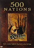 500 Nations - Complete Set (DVD, 2004, 4-Disc Set Plus 1 CD-Rom) Brand New