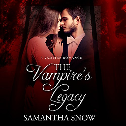 The Vampire's Legacy audiobook cover art