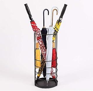 LULUD Umbrella Storage Rack Stylish and Simple Creative Umbrella Storage Bucket Restaurant Home Floor Hanging Umbrella Sta...