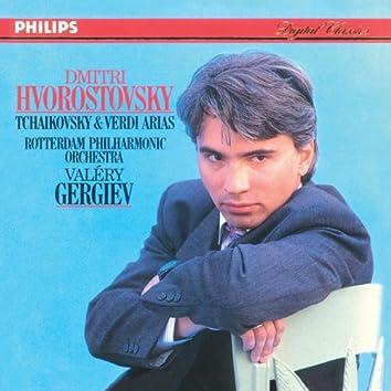 Dmitri Hvorostovsky: Tchaikovsky & Verdi Arias