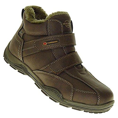 Bootsland 105 Winterstiefel Stiefel Winterschuhe Herrenstiefel Herren, Schuhgröße:45
