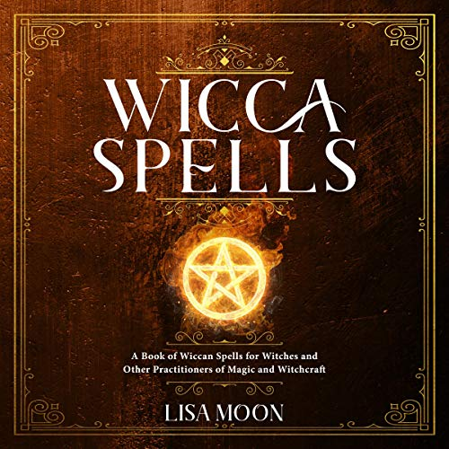 Wicca Spells audiobook cover art