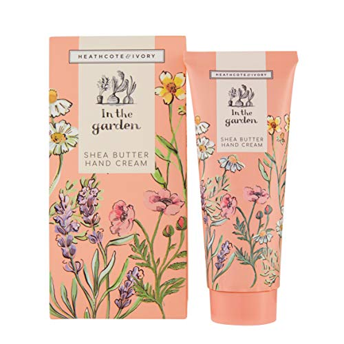 Heathcote & Ivory In The Garden Gardener's Shea Butter Hand Cream In Gift Box, 100ml