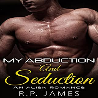 My Abduction and Seduction audiobook cover art