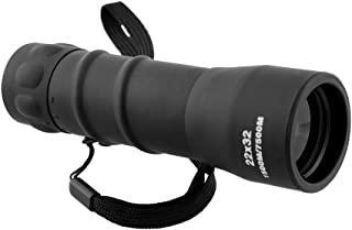 Forfar telescopio /único Negro duradero 22x32 9.8 HD /único Gran aumento de tama/ño de bolsillo Mon/óculo Telescopio BaK7 1500M 7500m catalejos
