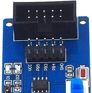 Attiny13 AVR開発ボードラーニングボードコアボード最小システムボード超小型ラーニングボード