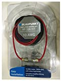 Blaupunkt BP-10A 10 Gauge Amplifier Wiring Kit (100% OFC) (10GA)