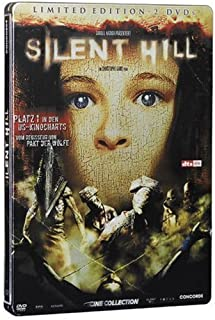 Silent Hill (Limited Edition, 2 DVDs im Steelbook) [Import allemand]