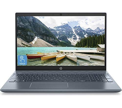 HP Pavilion 15-cw1511 AMD Ryzen 3 3300U 4GB RAM 256GB SSD 15.6'' Touch Laptop Battery life: Up to 9.5 hours (Refurbished)