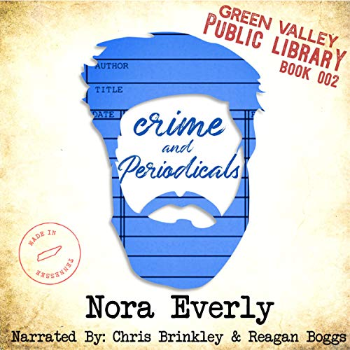 Crime and Periodicals audiobook cover art