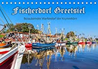 Fischerdorf Greetsiel (Tischkalender 2022 DIN A5 quer): Besondere Momente des Urlaubsortes (Monatskalender, 14 Seiten )