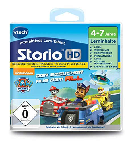 VTech 80-274104 - educatief spel voor tablet - Paw Patrol (TV)