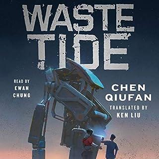Waste Tide audiobook cover art