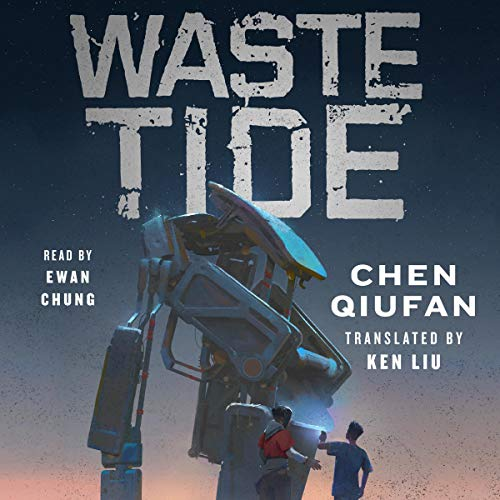 Waste Tide cover art