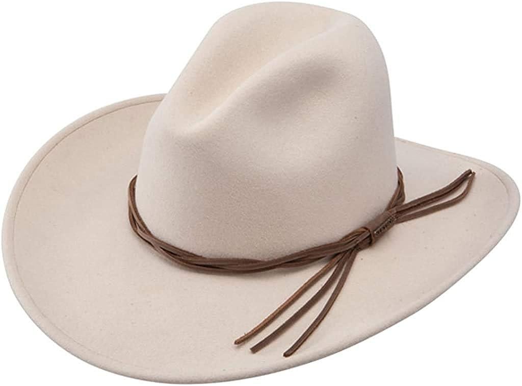 Stetson Men's Gus Soft Wool Crushable Cowboy Hat