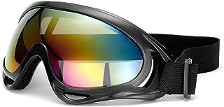 Gafas de Ciclismo Moto Arena Montaña Esquí Gafas Protector Ocular Gafas Ciclismo Deportes Aire Libre Gafas Deportivas Gafas de Sol Hombres y Mujeres para Hombres Mujeres Ciclismo Escalada Pesca