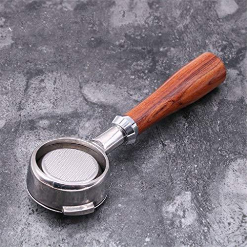 COKFEB Koffie filter Koffie Machine Handvat Bottomless Filter Houder RVS Espresso Koffiemachine Onderdelen Café Accessoire Voor Barista