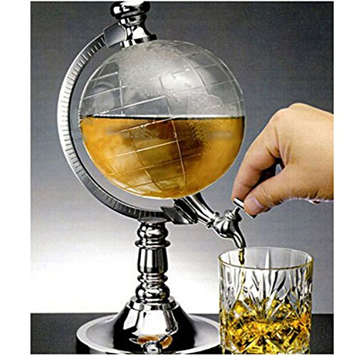 Globus befüllbare Flasche mit Dispenser - 2
