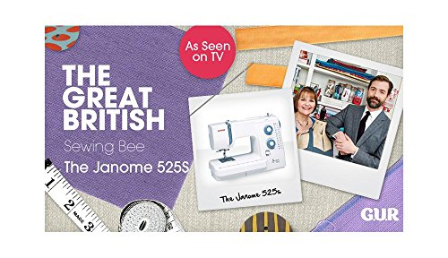 Janome Sewing machine Sewist 725S