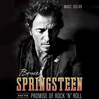 Bruce Springsteen and the Promise of Rock 'n' Roll cover art