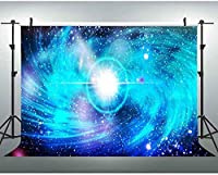 NEW JSCTWCL 10x7ft Cosmic Galaxy Backdrop Swirl Outer Space Photo Booth YouTube Backdrop456