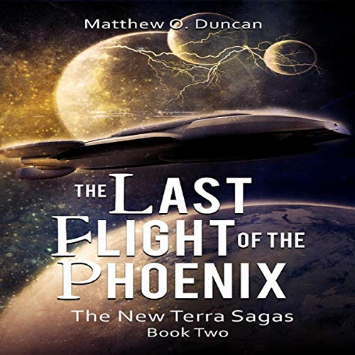 The Last Flight of the Phoenix audiobook cover art