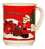1. FSV Mainz 05 Tasse / Porzelantasse / Weihnachtstasse / Glühweintasse in Metalldose / Pot / 0,25 l