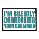 I'm Silently Correcting...image