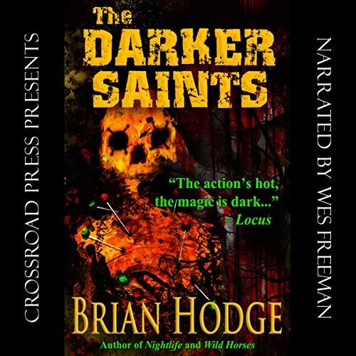 The Darker Saints cover art