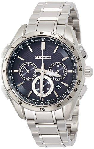 [セイコーウォッチ] 腕時計 ブライツ ソーラー電波修正 サファイアガラス SAGA193