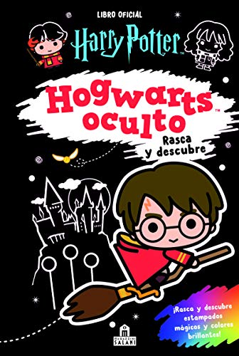 Harry Potter. Hogwarts oculto: 3