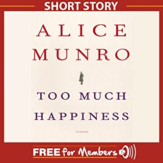 Face: A Short Story from Too Much Happiness audiobook cover art