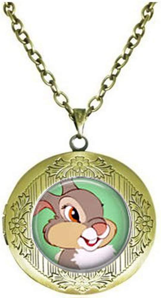 25% OFF Thumper Locket Max 86% OFF Necklace